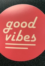 Stickers NW Good Vibes Circle