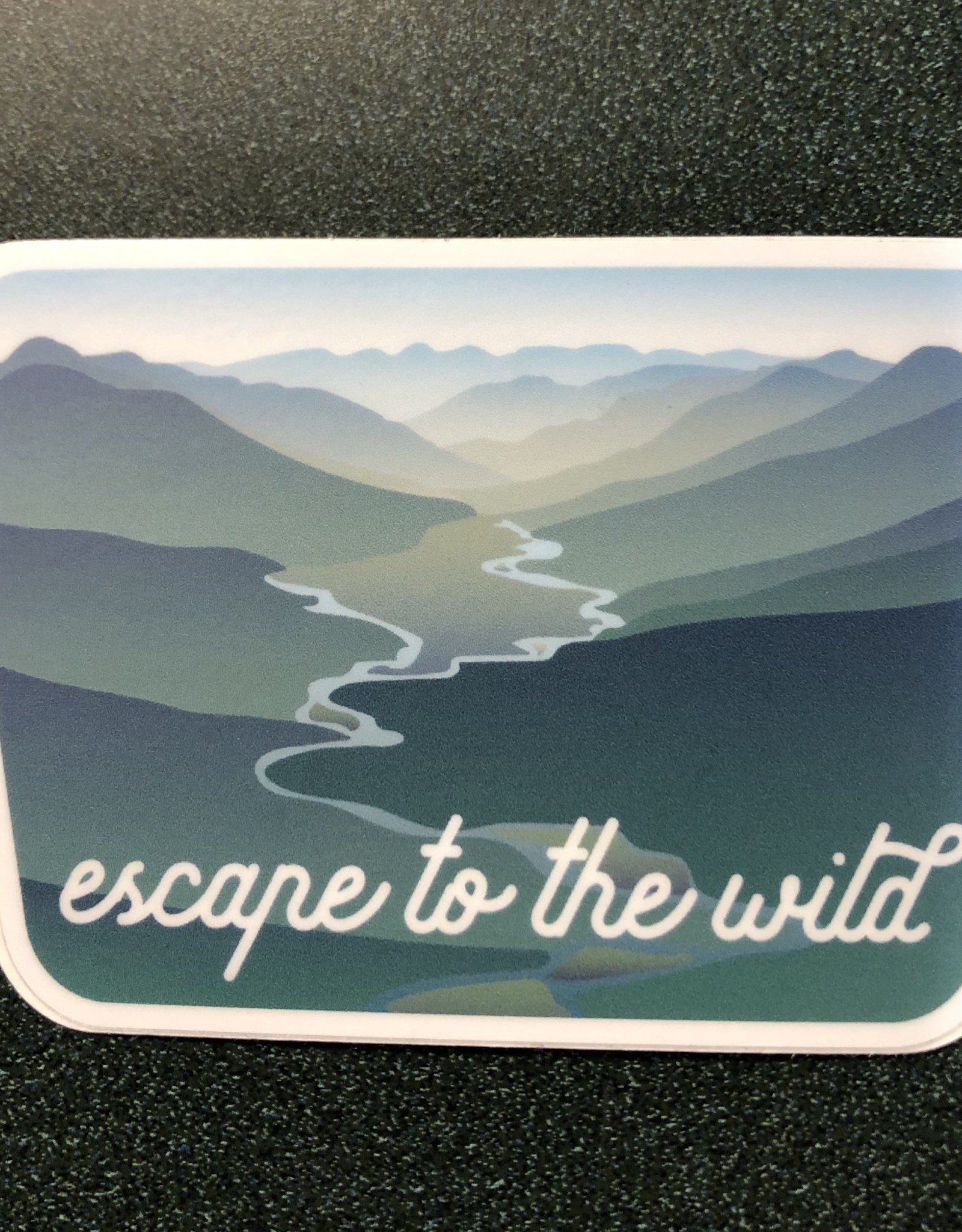 Stickers NW Escape To The Wild