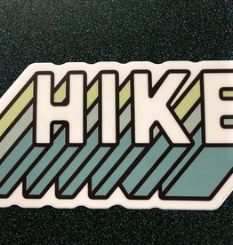 Stickers NW Hike