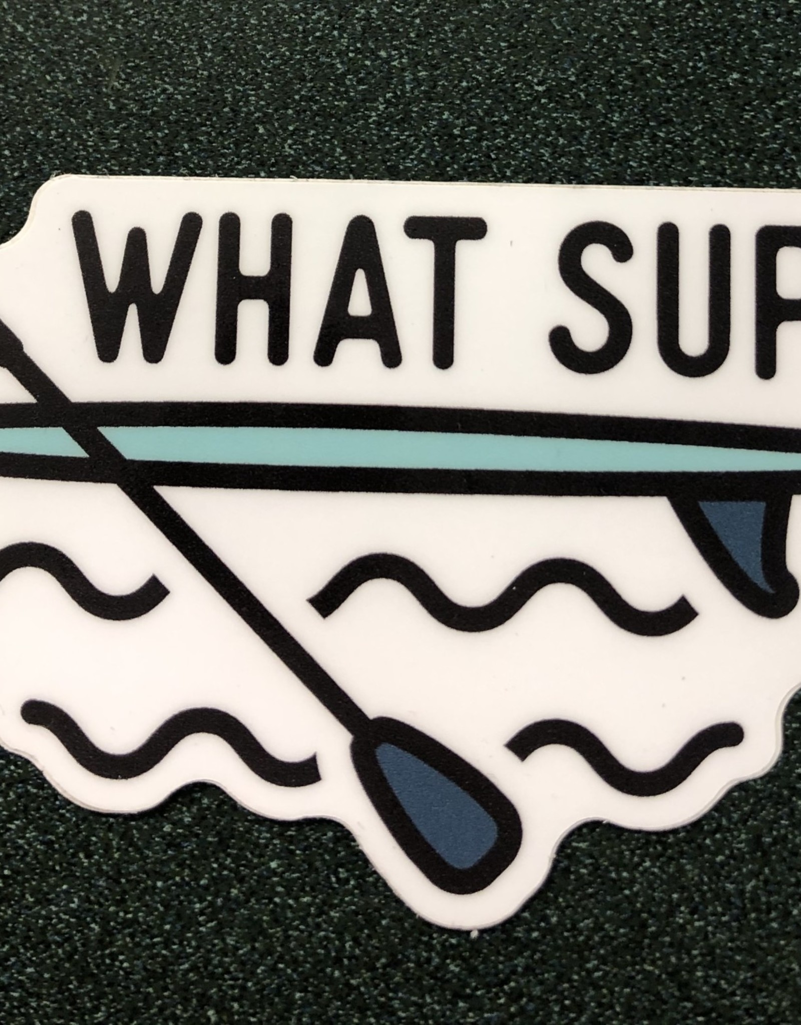 Stickers NW What Sup?