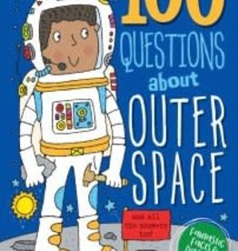 Peter Pauper Press 100 QUESTIONS ABOUT OUTER SPACE