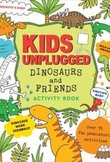 Peter Pauper Press Kids Unplugged: Dinosaurs & Friends