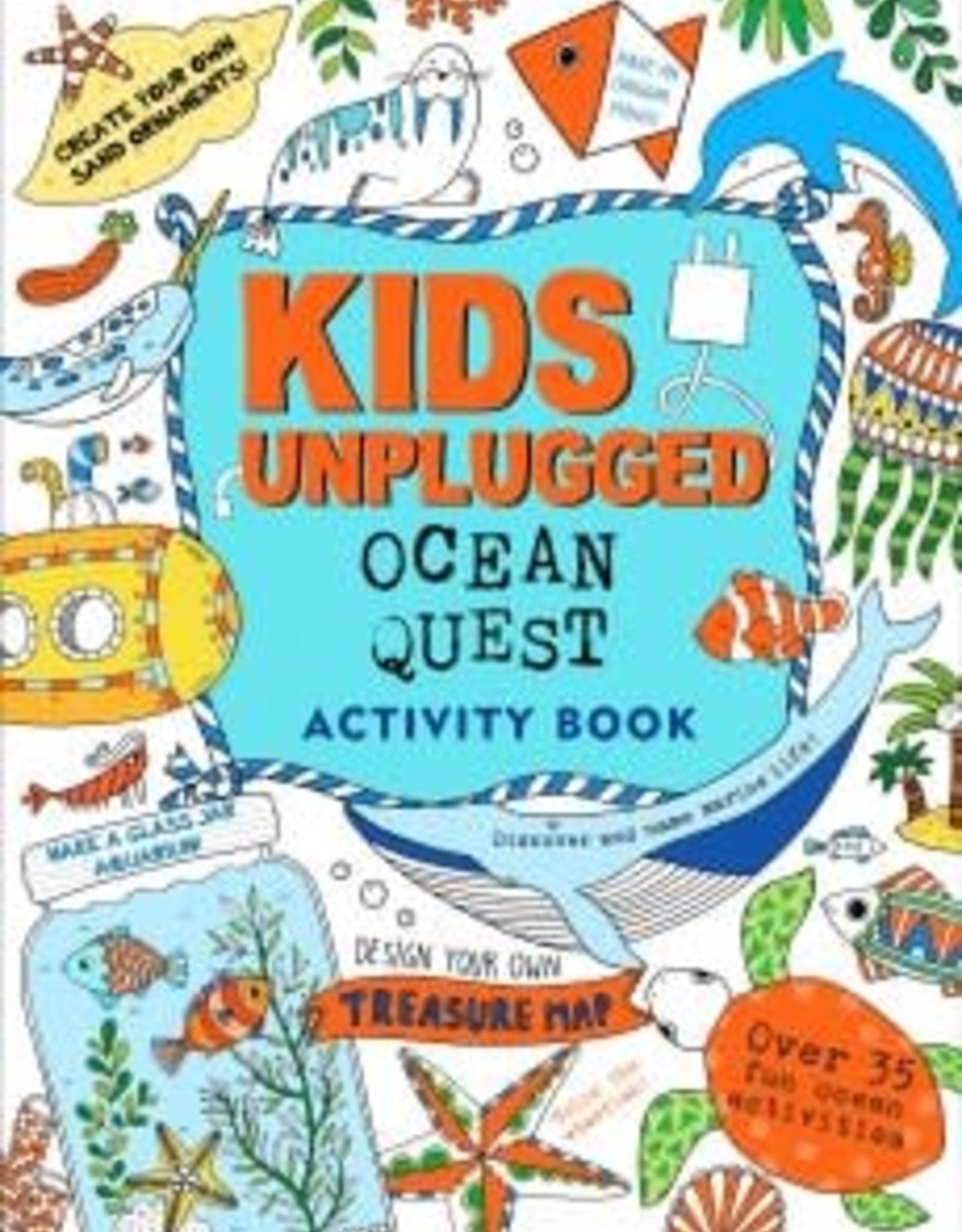 Peter Pauper Press Kids Unplugged: Ocean Quest