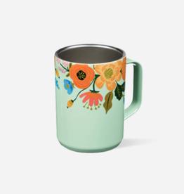 Corkcicle Mug Lively Mint Lively Floral