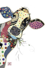 """Incognito Card Kooks - Connie Cow Blank 5""""x7"""""""
