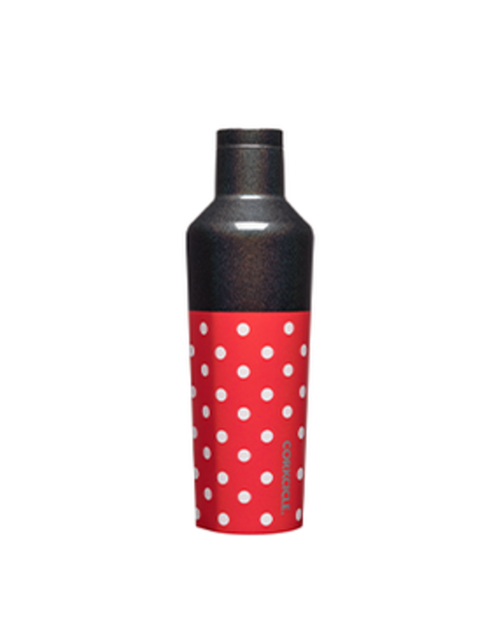 Corkcicle Minnie Polka Dot 16OZ Canteen