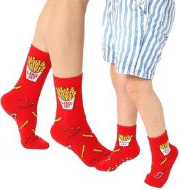 Living Royal Mini + Me Socks: Large Fry + Small Fry