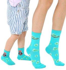 Living Royal Mini + Me Socks: Edamommy