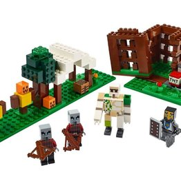 LEGO 21159 The Pillager Outpost