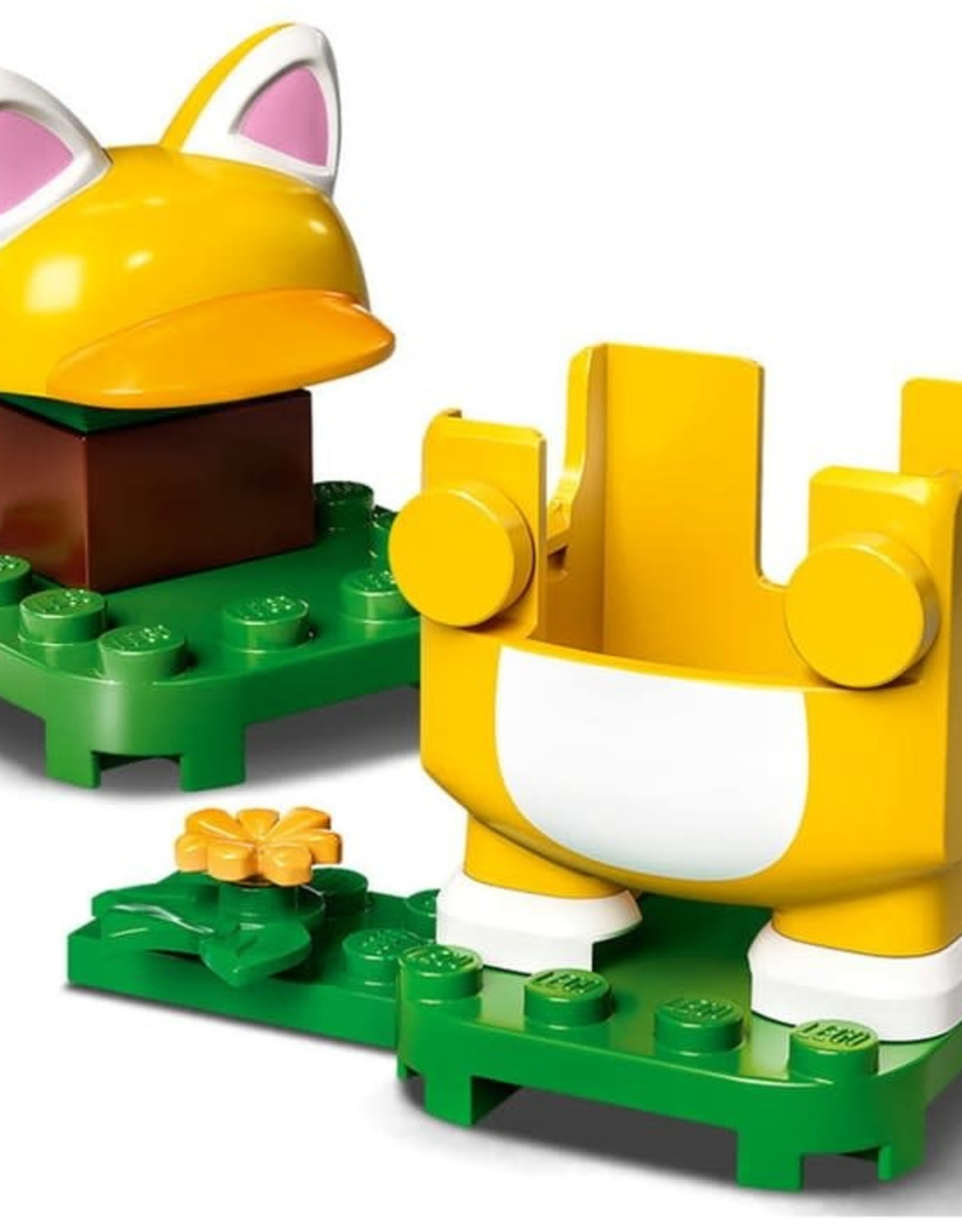 LEGO Cat Mario Power-Up Pack 71372