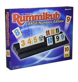 Pressman Rummikub Large Numbers