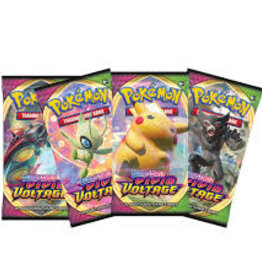 Pokemon Pokemon Vivid Voltage Booster