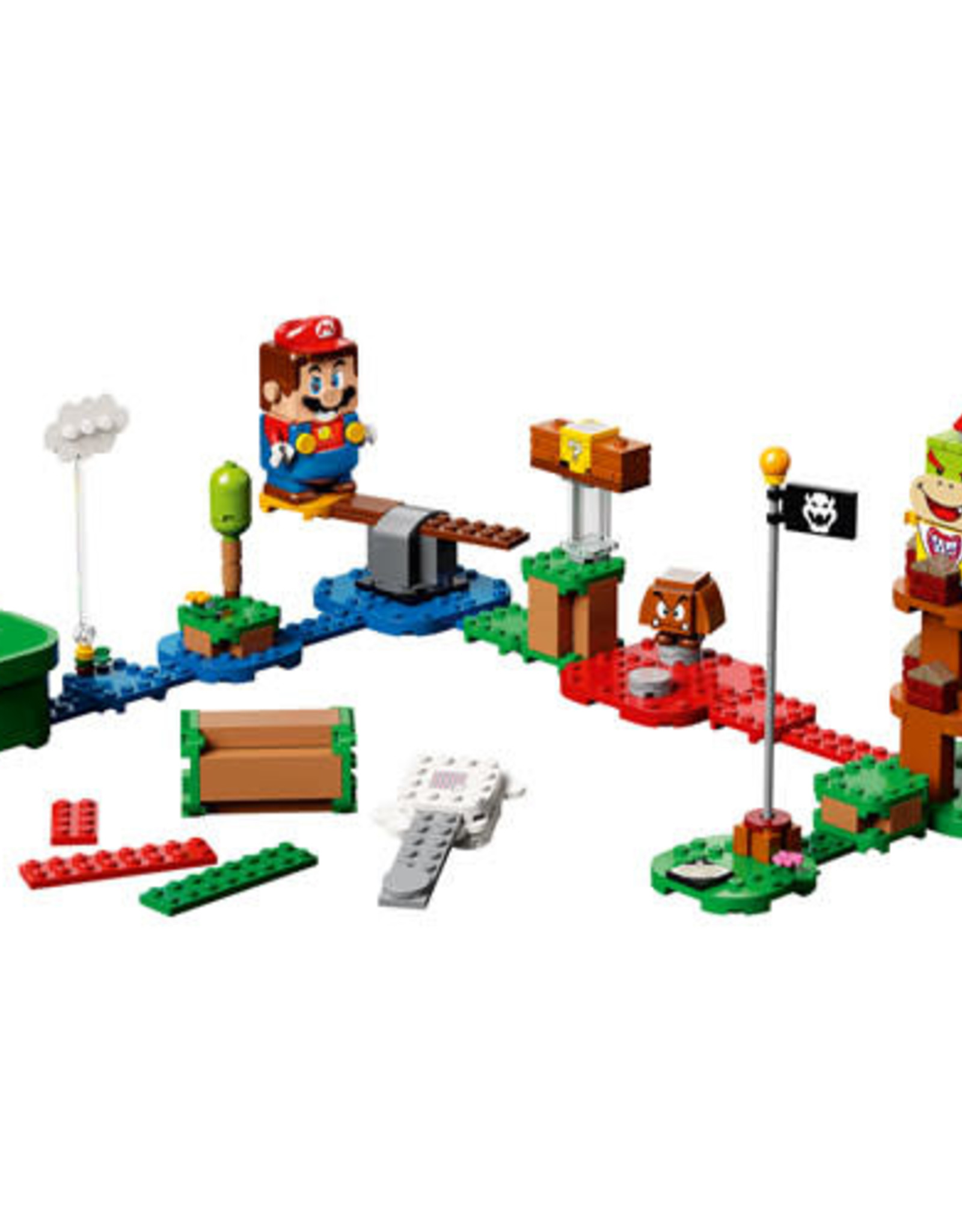 LEGO Adventures with Mario