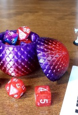 Fantasy by Numbers Dragon Egg - Med, Premium Arcane Fire