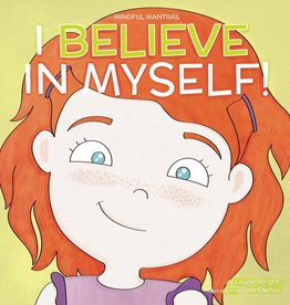 Laurie Wright I Believe in myself!