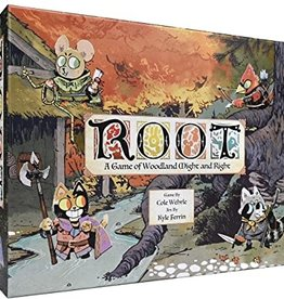 LederGames ROOT: A GAME OF WOODLAND MIGHT AND RIGHT