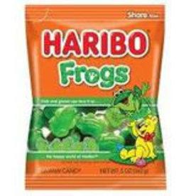 Haribo Peg Bag Frogs