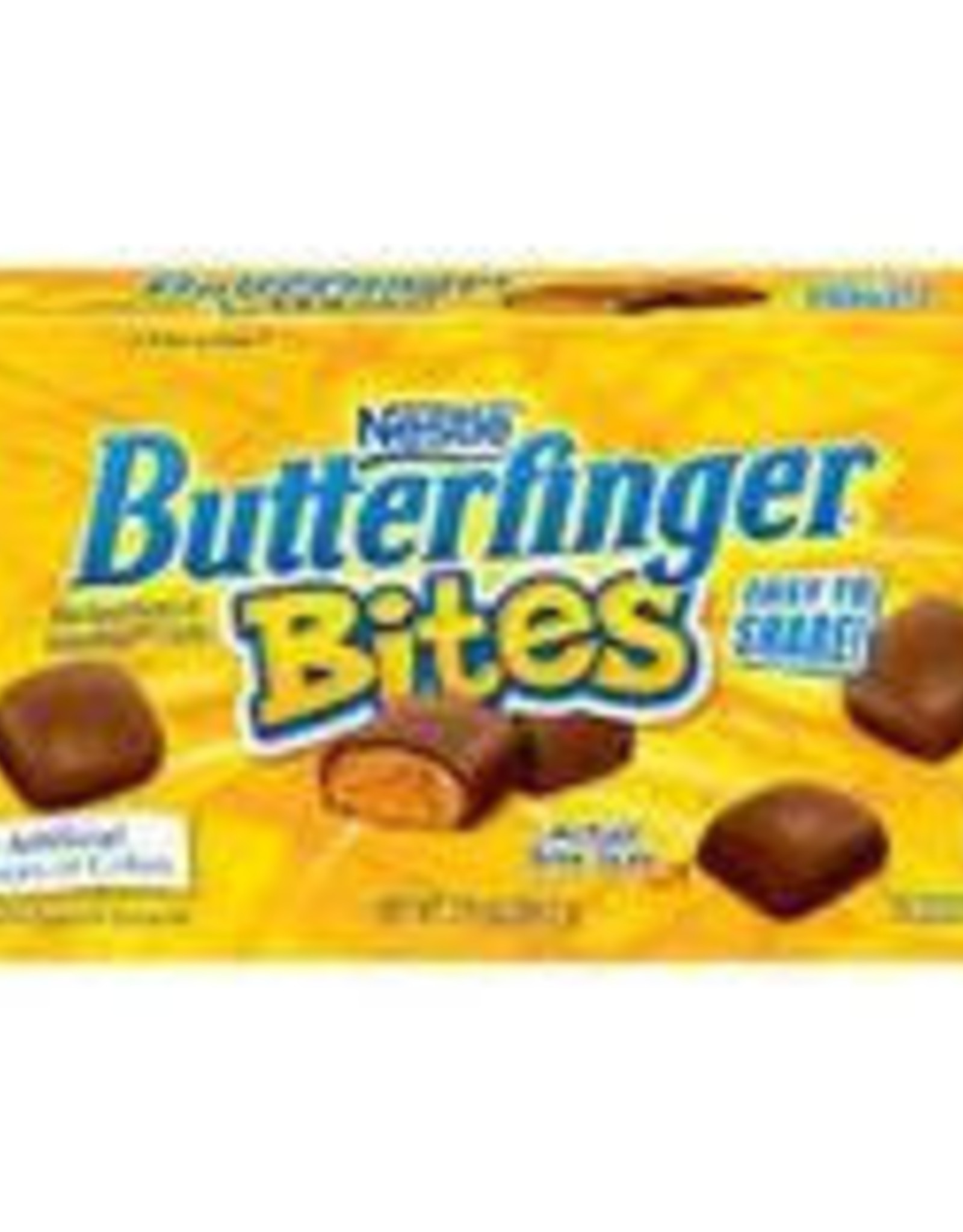 Nestle Butterfinger Bites-Theatre Box