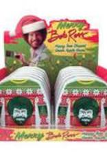Boston America Bob Ross Merry Christmas