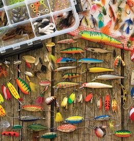 Cobble Hill Fishing Lures (Modular Box) 500pc