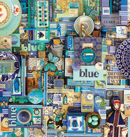 Cobble Hill Blue 1000pc