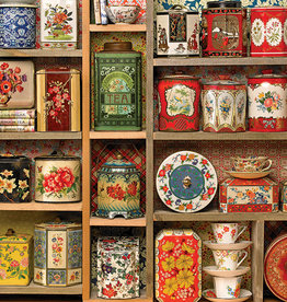 Cobble Hill Vintage Tins 1000pc