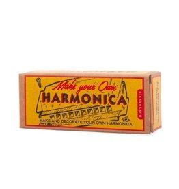 Kikkerland Make Your Own Harmonica