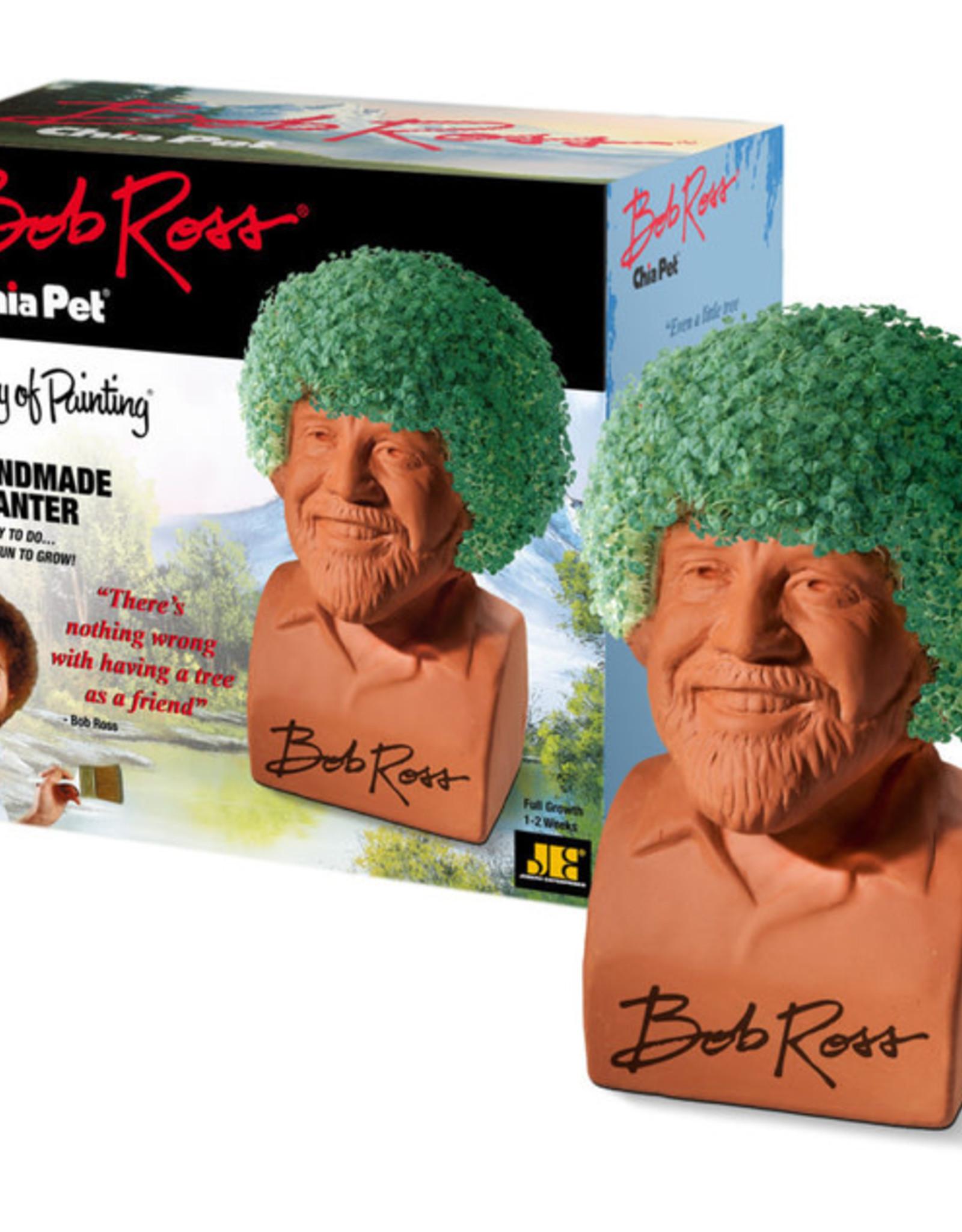 Chia Pet Chia Bob Ross