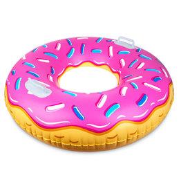 BigMouth Pink Donut Snow Tube