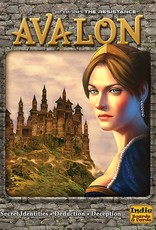 Indie Avalon Card Game
