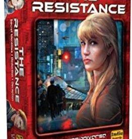 Indie Resistance Card Game