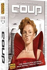 Indie COUP: CARD GAME