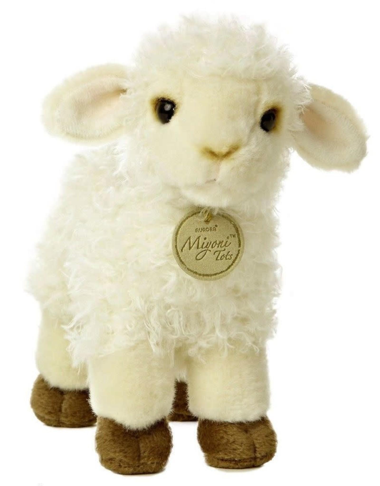 """Aurora M Tots - Baby Lamb 7"""""""