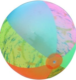 B4 Adventure Aqua Glow LED Beach Ball 48""