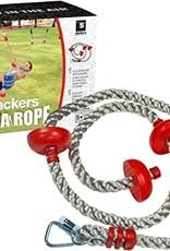 "Ninja Line Ninja Climbing Rope 5"" w/Foot Holds"