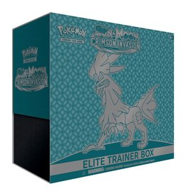 Pokemon Pokemon: Crimson Invasion Elite Trainer Box