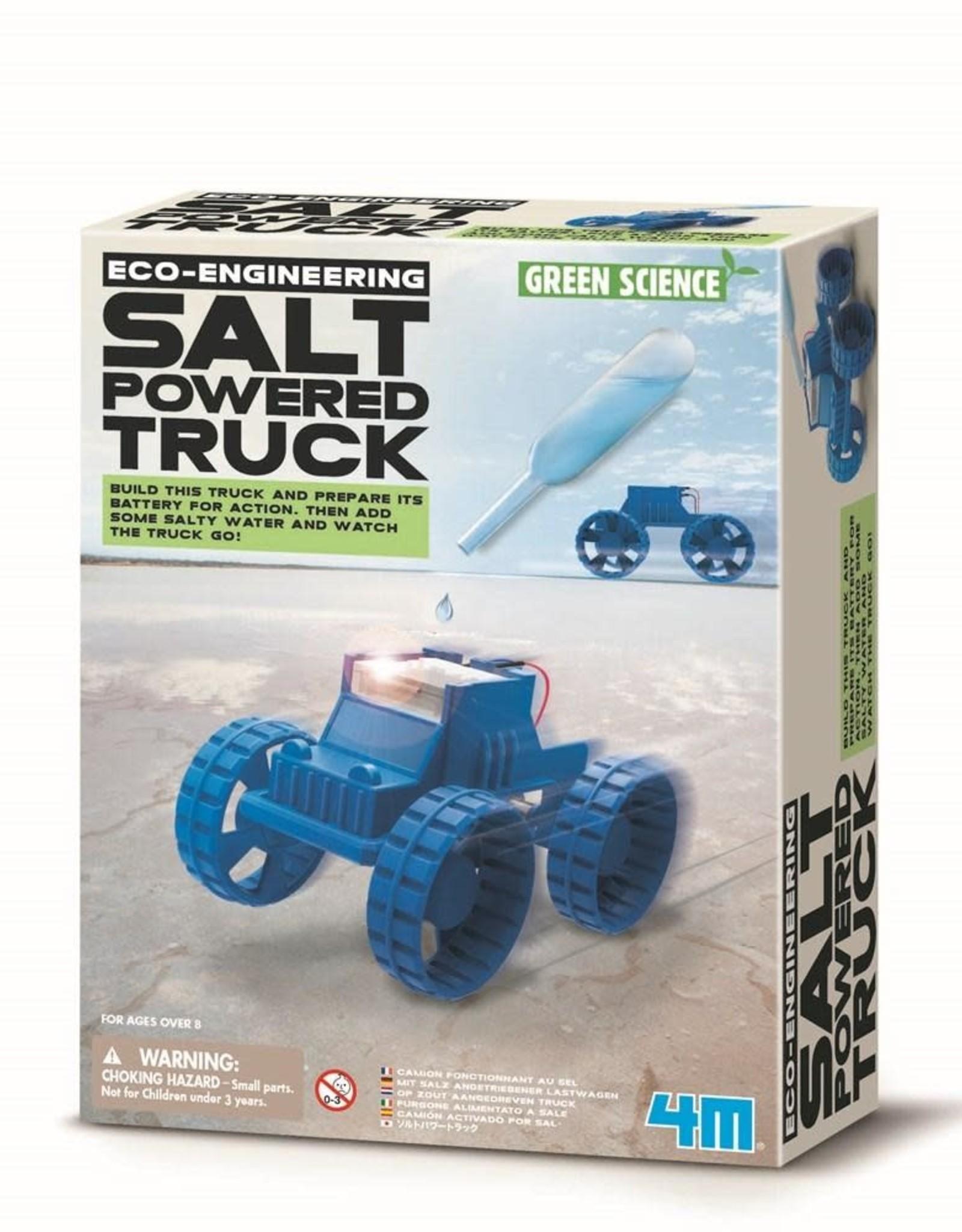 4M Salt-Powered Truck