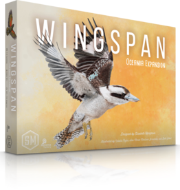 stonemaier games Wingspan Oceania Expansion