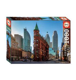 Educa Gooderham Flatiron Building, Toronto 1000pc