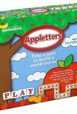 Bananagrams Appletters