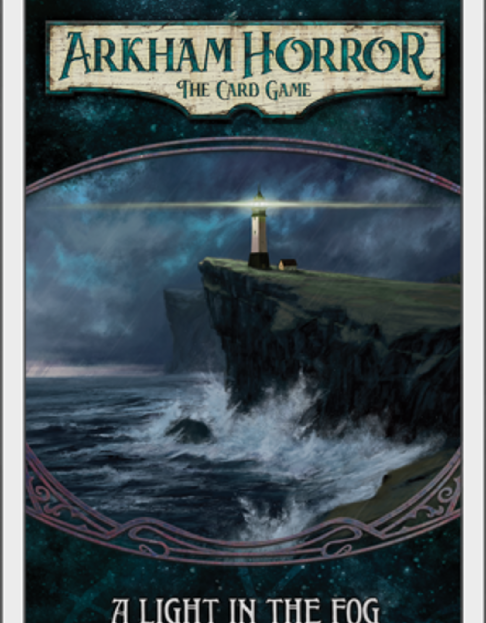 Fantasy Flight Games Arkham Horror LCG: Light in the Fog