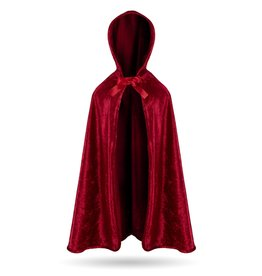Great Pretenders Little Red Riding Hood Cape, Size 5-6
