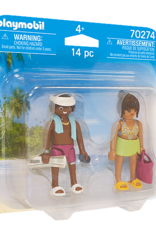 Playmobil DuoPack Vacation Couple