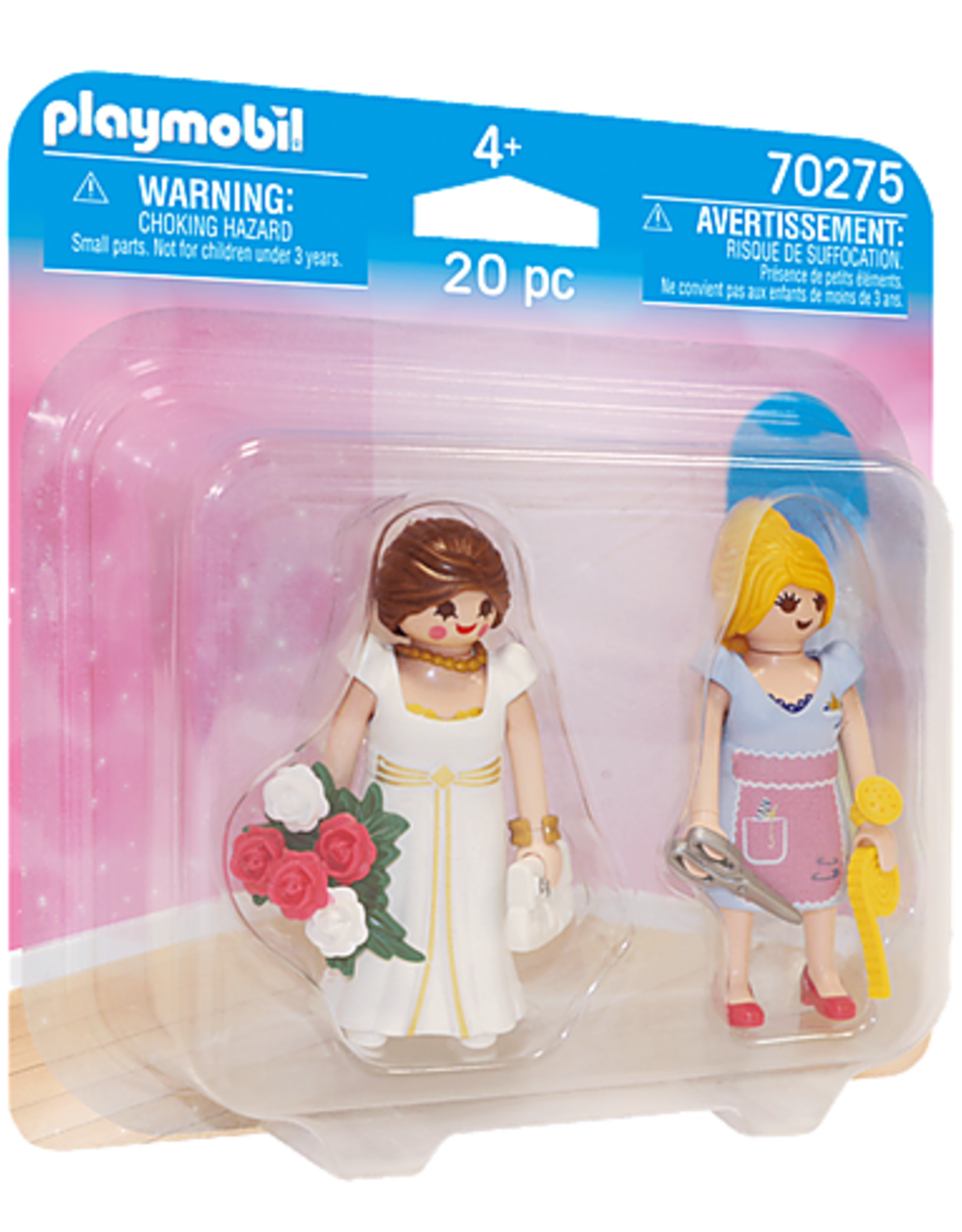 Playmobil DuoPack Princess and Tailor