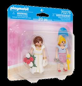 Playmobil DuoPack Princess and Tailor