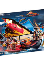 Playmobil 70641 Burnham Raiders Fire Ship