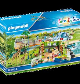 Playmobil Large City Zoo