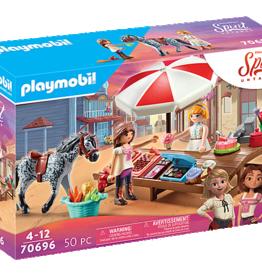 Playmobil Miradero Candy Stand