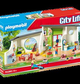 Playmobil 70280 Rainbow Daycare