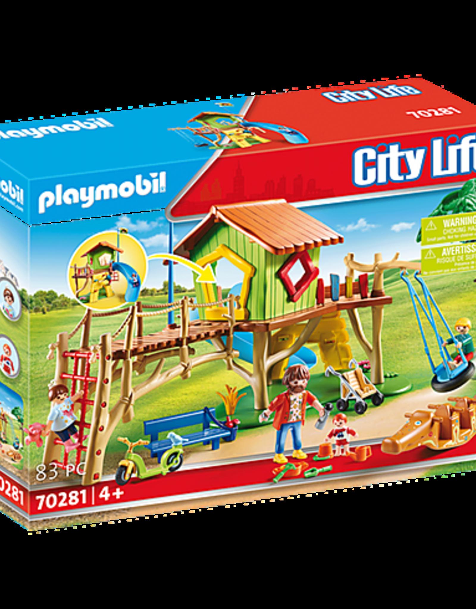 Playmobil 70281 Adventure Playground